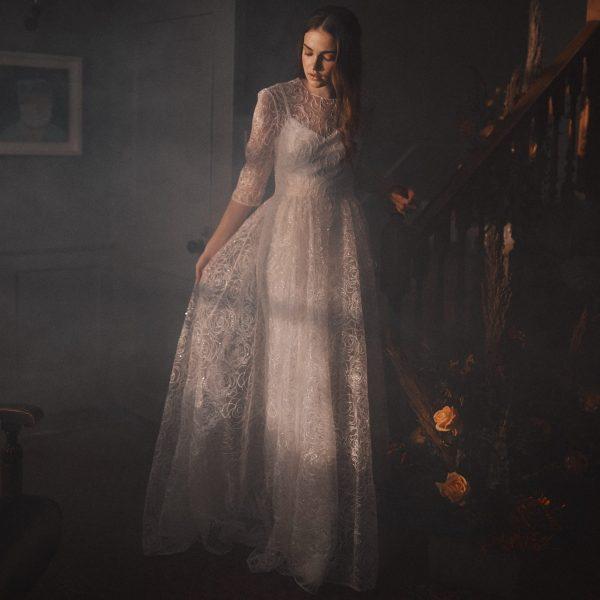 Degas Dress & Iris Slip Halfpenny_Painter_EDITORIAL015