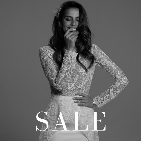 WHTE CONCEPTS Bridal Sale