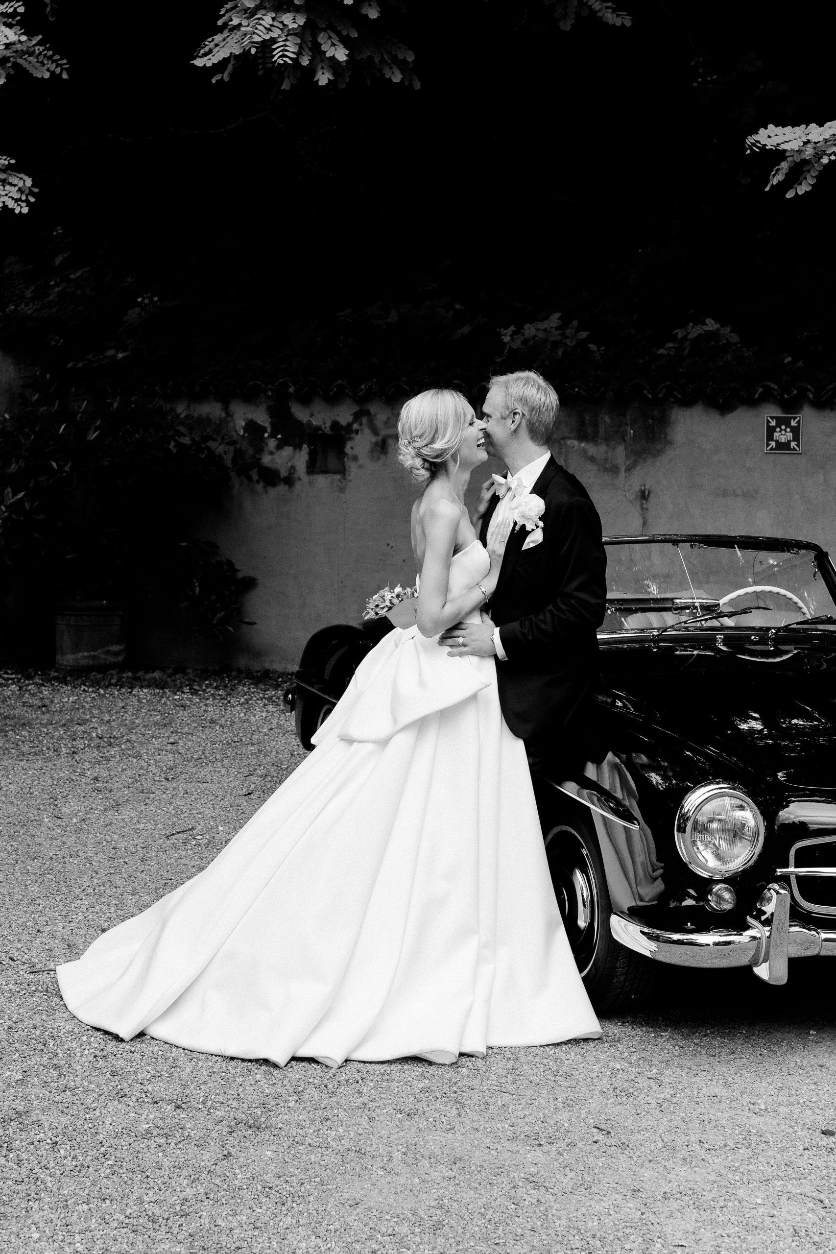 Braut und Bräutigam, Hochzeitstag, Wedding Day, Just Married