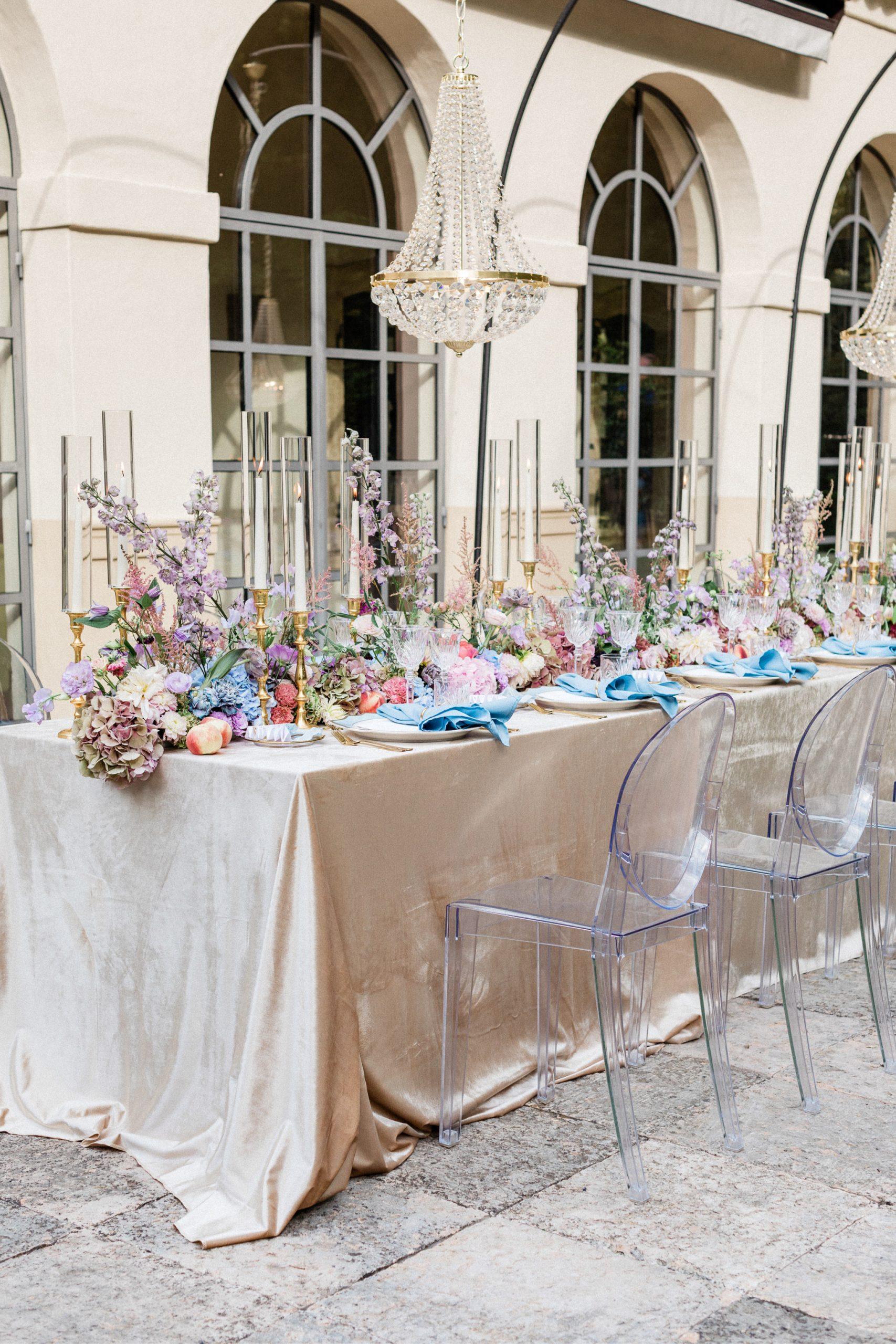 Wedding, Hochzeit, Inspiration, Tischdecke