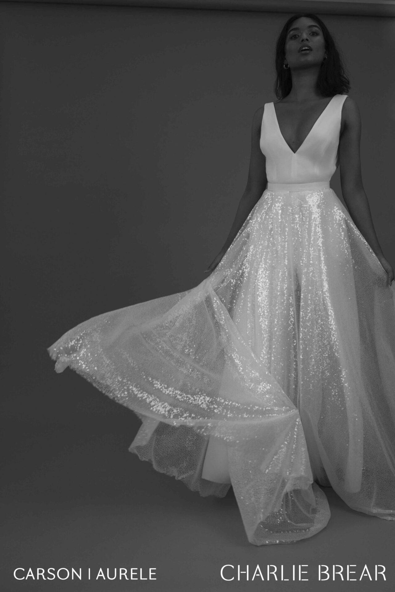 Charlie Brear Carson Jumpsuit Aurele Skirt by White Concepts