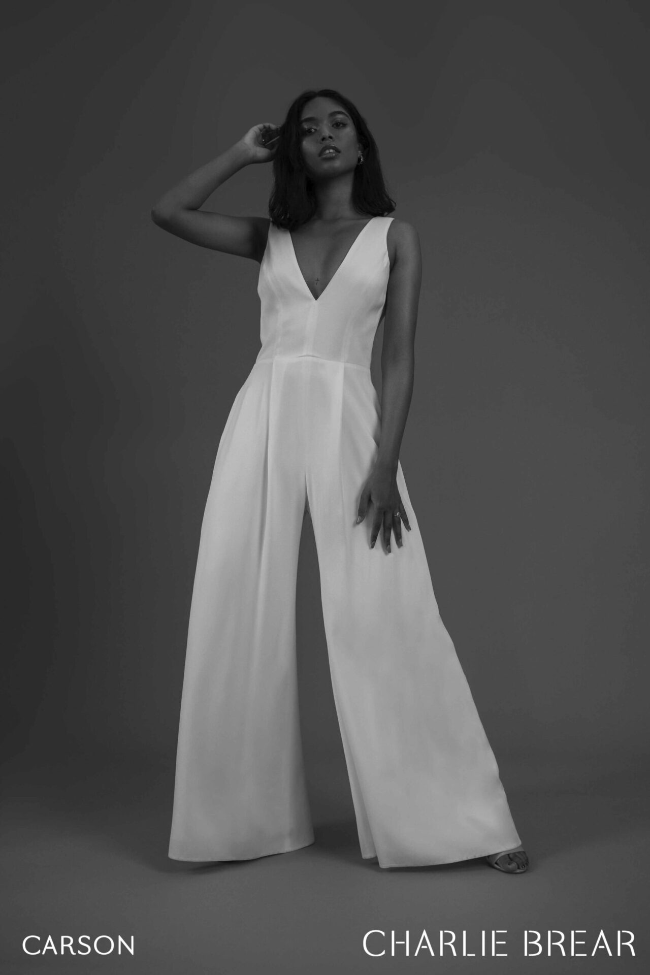 Charlie Brear Carson Jumpsuit by White Concepts Aachen
