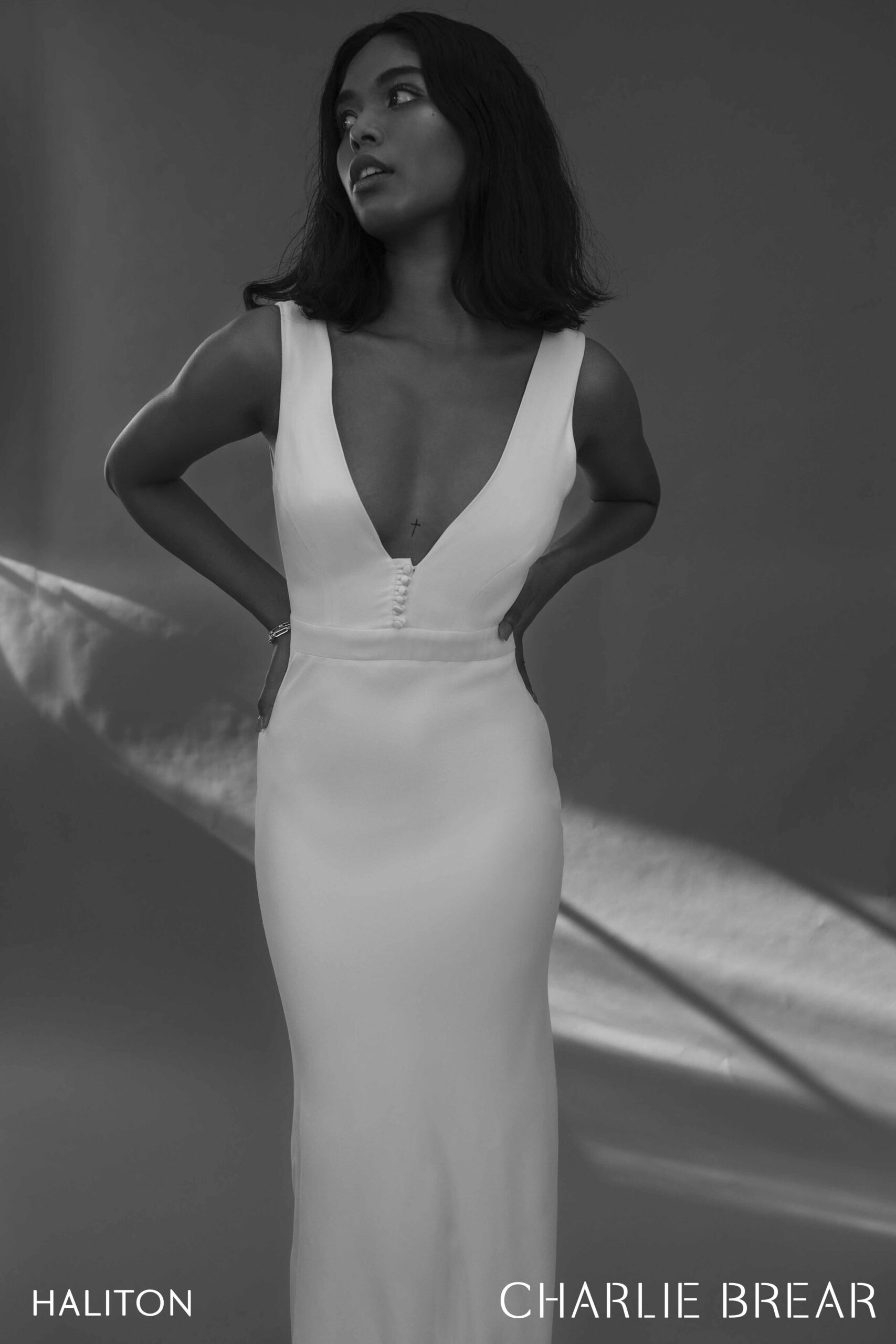 Charlie Brear Haliton Dress by White Concepts Aachen