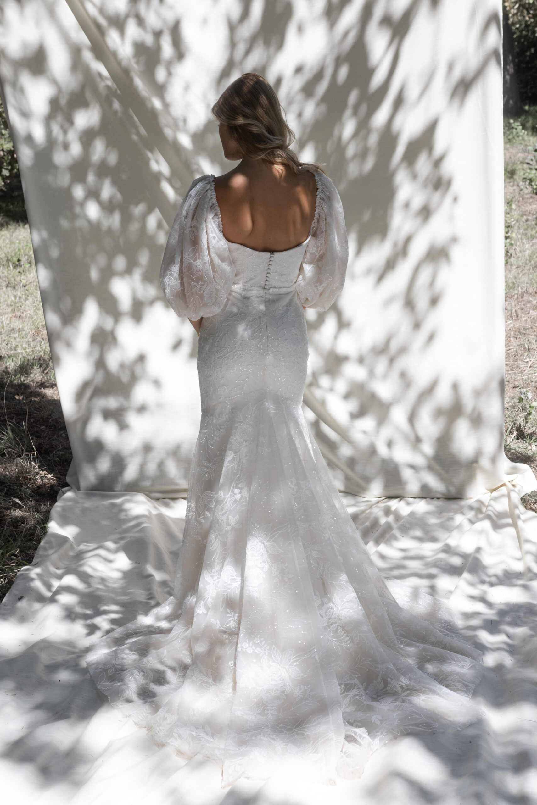 Ellery Gown by Temple by Bo & Luca White Concepts Brautmode Aachen