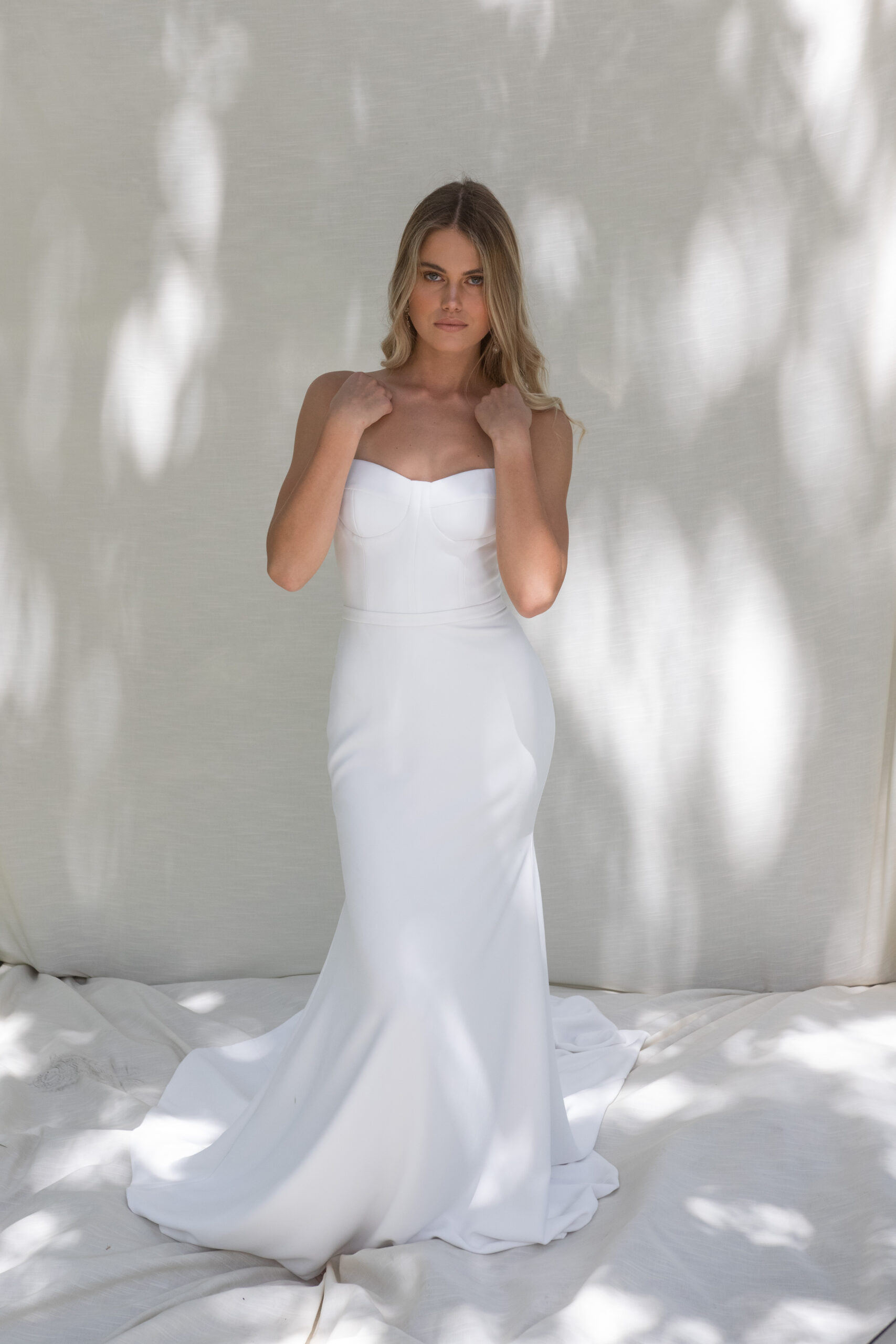 Skylar Gown by Temple by Bo & Luca White Concepts Brautmode Aachen