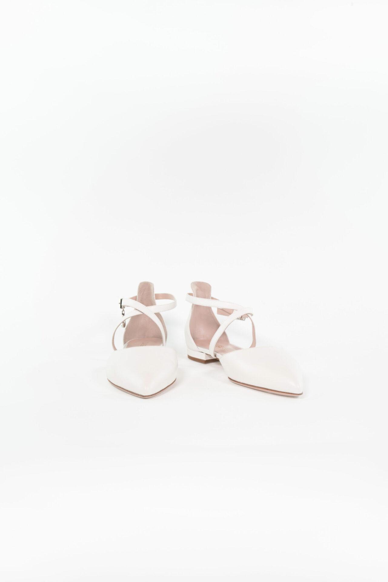 Brautschuh GRETA White Concepts Brautmode Aachen