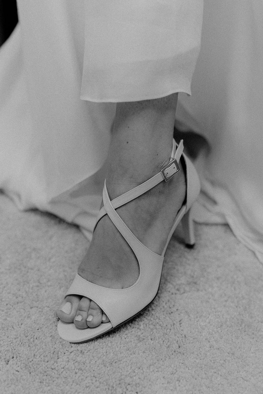 Brautschuh Leonie & Lay White Concepts Brautmode Aachen