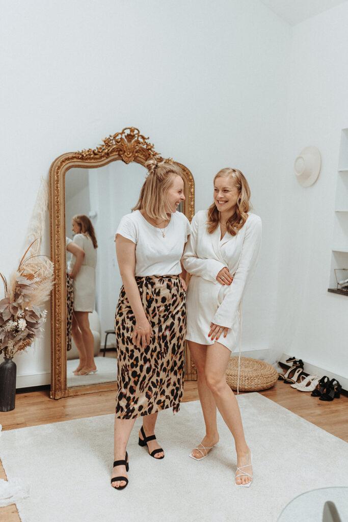 Ilka Schischke & Sarah Bien White Concepts Aachen